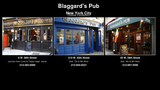 Blaggards Pub & Restaurant - New York, NY