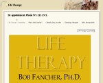 Life Therapy--Bob Fancher, PhD - Portland, OR