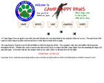 Camp Happy Paws - Mill Creek, WA