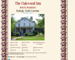 Oakwood Inn Bed & Breakfast - Raleigh, NC