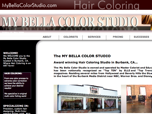 The My Bella Color Hair Studio - Burbank, CA