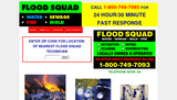 Flood Squad-Fire Damage, Sewage Damage, Water Damage Restoration Service - Miami Beach, FL