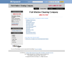 Fish Window Cleaning - Portland, OR
