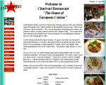 Charivari Restaurant-Home of European Cuisine - Houston, TX