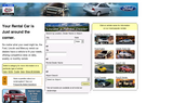 Ford Rental Car Service - Ligonier, IN