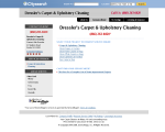 Dressler's Carpet & Upholstery Cleaning - Schenectady, NY