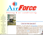 Air Force Heating & Air Conditioning, Inc - Denton, TX
