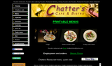 Chatter's Cafe & Bistro Corporate Catering - Houston, TX