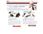 Orkin Pest & Termite Control - Spring Valley, WI