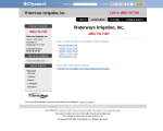Waterways Irrigation, Inc. - Hauppauge, NY