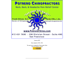 Potrero Chiropractors: Neck, Back & Headache Pain Relief Center - San Francisco, CA