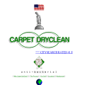 Carpet Dry Cleaning Cary - Cary, NC