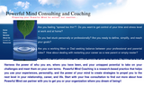 Powerful Mind Consulting & Coaching - Littleton, CO