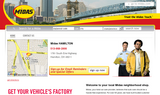 Midas Auto Svc Experts - Hamilton, OH