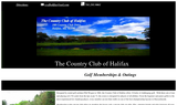 Country Club of Halifax - Halifax, MA