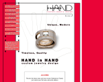 HAND in HAND custom jewelry design - San Francisco, CA