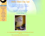 Body Sense Day Spa - Palm Springs, CA