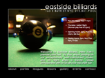 Eastside Billiards & Bar - New York, NY