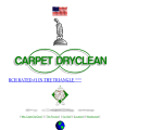 Carpet Dry Cleaning Chapel Hill - Chapel Hill, NC