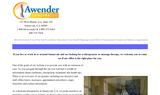 Awender Chiropractic - Sunnyvale, CA