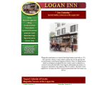 Logan Inn - New Hope, PA