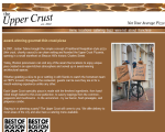 The Upper Crust - Hingham, MA