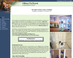 Hillrose Pet Resort - Seattle, WA