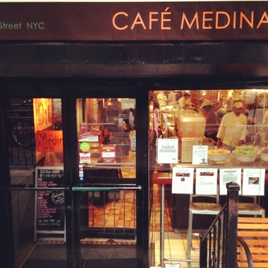 Cafe Medina - New York, NY