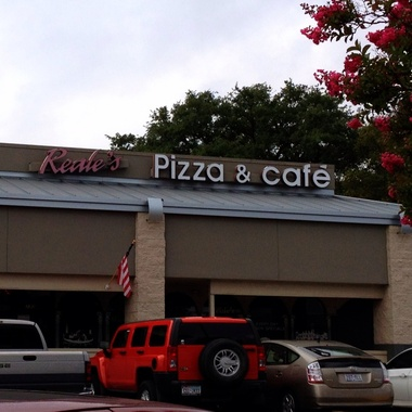Reale's Pizza & Cafe - Austin, TX