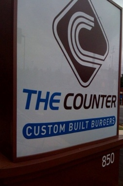 The Counter - Roswell, GA