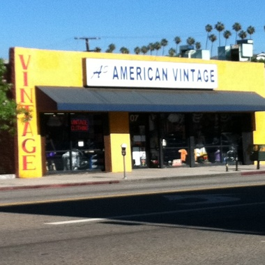 American Vintage Clothing - Los Angeles, CA