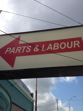 Parts & Labour - Austin, TX
