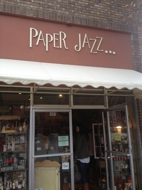 Paper Jazz - Bend, OR