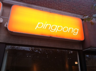 Ping Pong - Chicago, IL