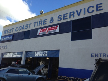 Bob & Scott's West Coast Tire - Los Angeles, CA