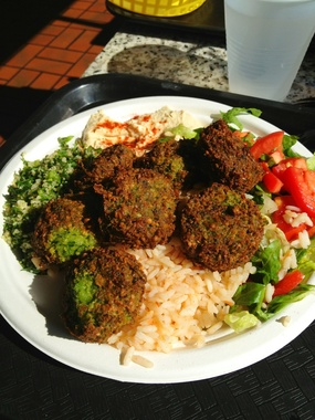 Falafel Palace - Northridge, CA