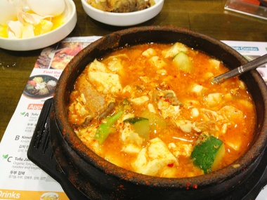 BCD Tofu House - Los Angeles, CA