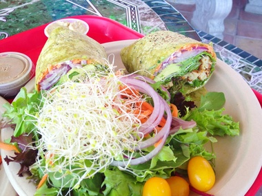 Natures Health Food & Cafe - Palm Springs, CA