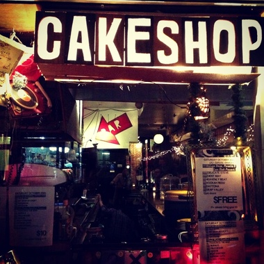 Cake Shop - New York, NY