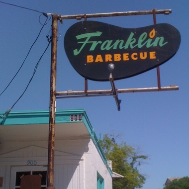 Franklin Barbecue - Austin, TX