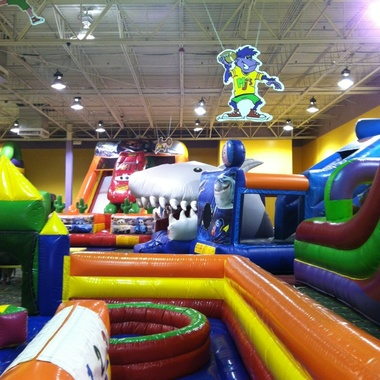 Monkey Joe's Party and Play - Pineville, NC