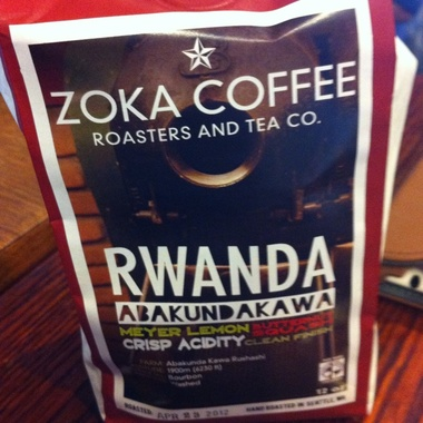 Zoka Coffee Roaster & Tea Company - Seattle, WA