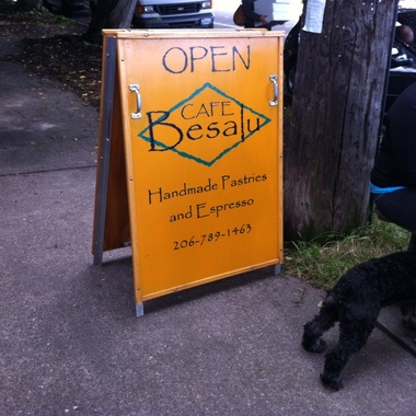 Cafe Besalu - Seattle, WA
