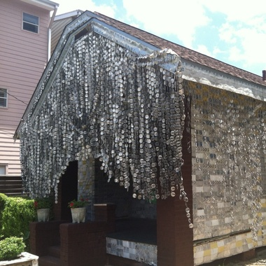 Beer Can House - Houston, TX