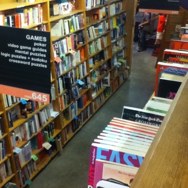Powell's City of Books - Portland, OR