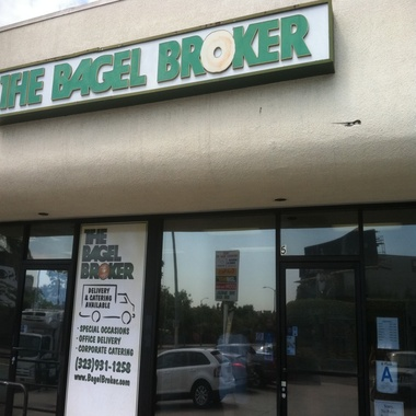 Bagel Broker - Los Angeles, CA