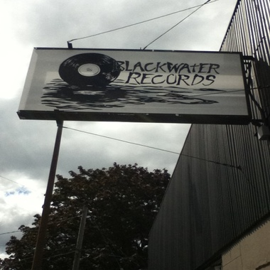 Black Water Records - Portland, OR