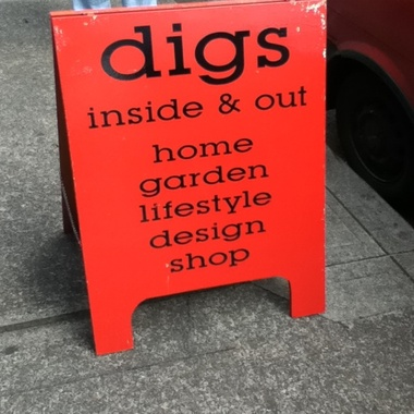 Digs-Inside & Out - Portland, OR