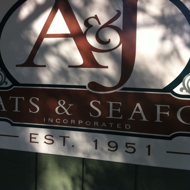 A & J Meats & Seafood Inc - Seattle, WA