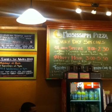 Mississippi Pizza & Pub - Portland, OR